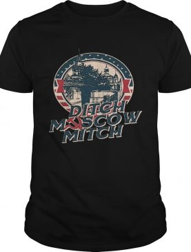 Ditch Moscow Mitch vintage shirt