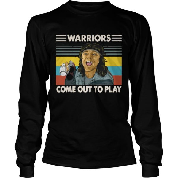 Warriors come out to play  LongSleeve
