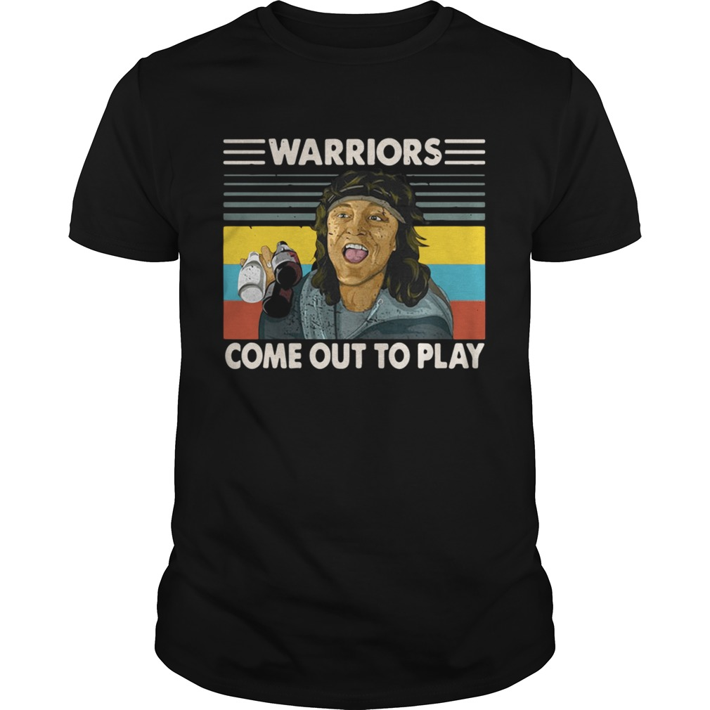Warriors come out to play Unisex