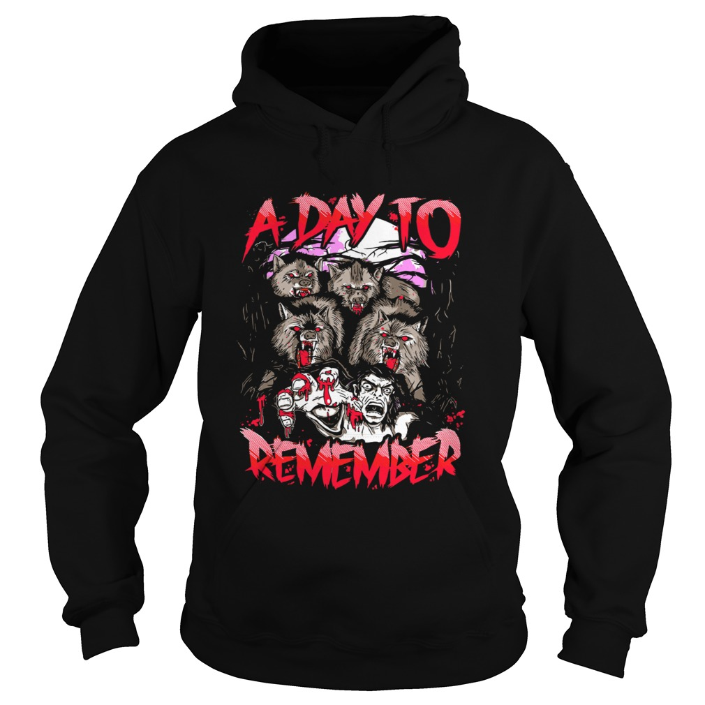 A Day To Remember Tour Dates 2019 Hoodie