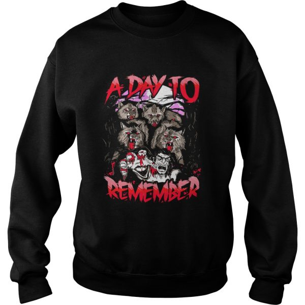 A Day To Remember Tour Dates 2019  Sweatshirt