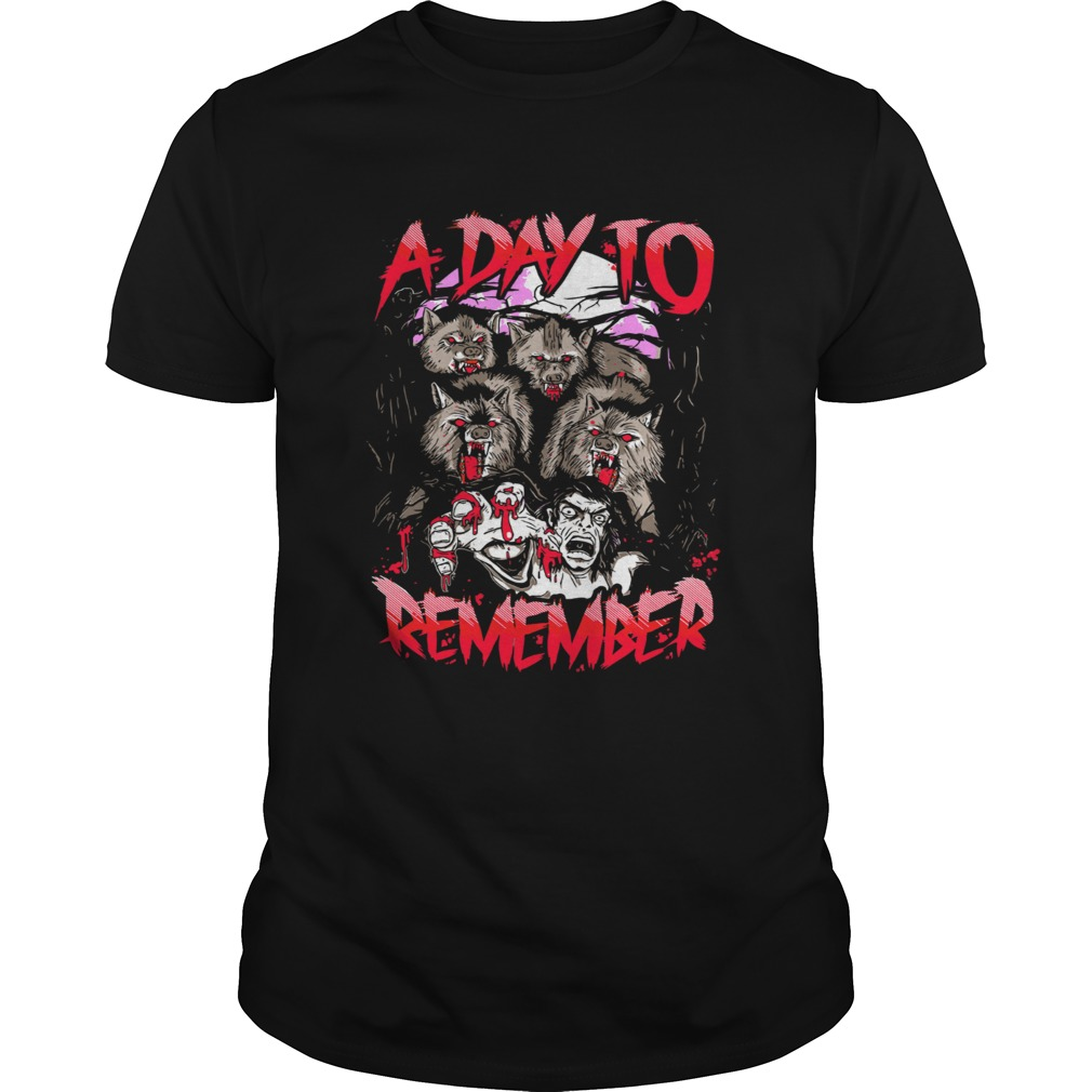 A Day To Remember Tour Dates 2019 Unisex