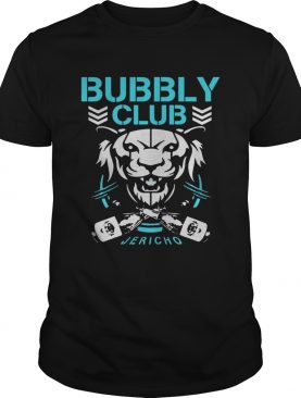 Bubbly Club Jericho Chris Jericho Shirt
