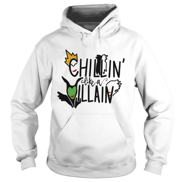 Chillin like Villain witch  Hoodie