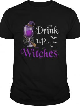 Drink Up Witches Halloween TShirt