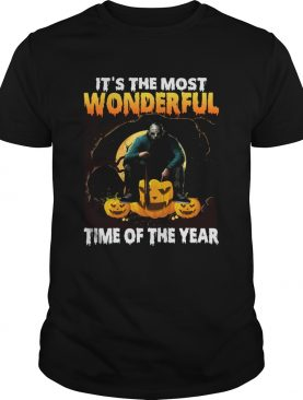Jason Voorhees Its the most wonderful time of the year shirt
