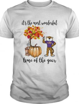 LSU its the most wonderful time of the year shirt