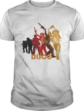 The Texas Chainsaw Massacre Disco Shirt