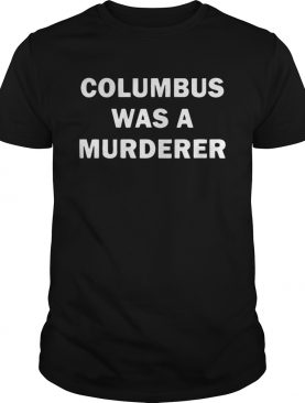 Detroit Teachers Columbus was a murderer Classic TShirt