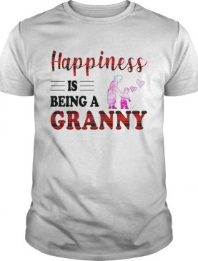 Happiness Is Being A Granny Caro TShirt