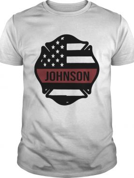 Maltese Cross Firefighter 4th of July independence day shirt