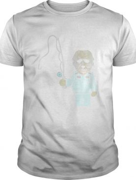 Michael Myers fishing shirt
