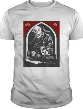 Top Nosferatu Vampire Halloween Horror Sci Fi shirt