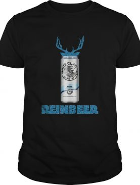White Claw Pure Sparkling Reinbeer Christmas Shirt