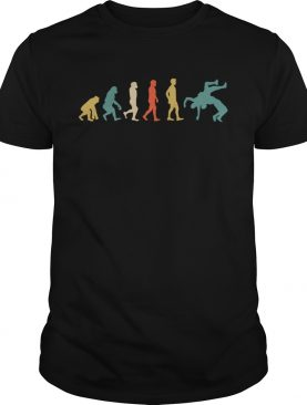 Wrestling Evolution TShirt