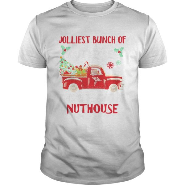 1572667230Jolliest bunch of Waitresses this side of nuthouse  Unisex