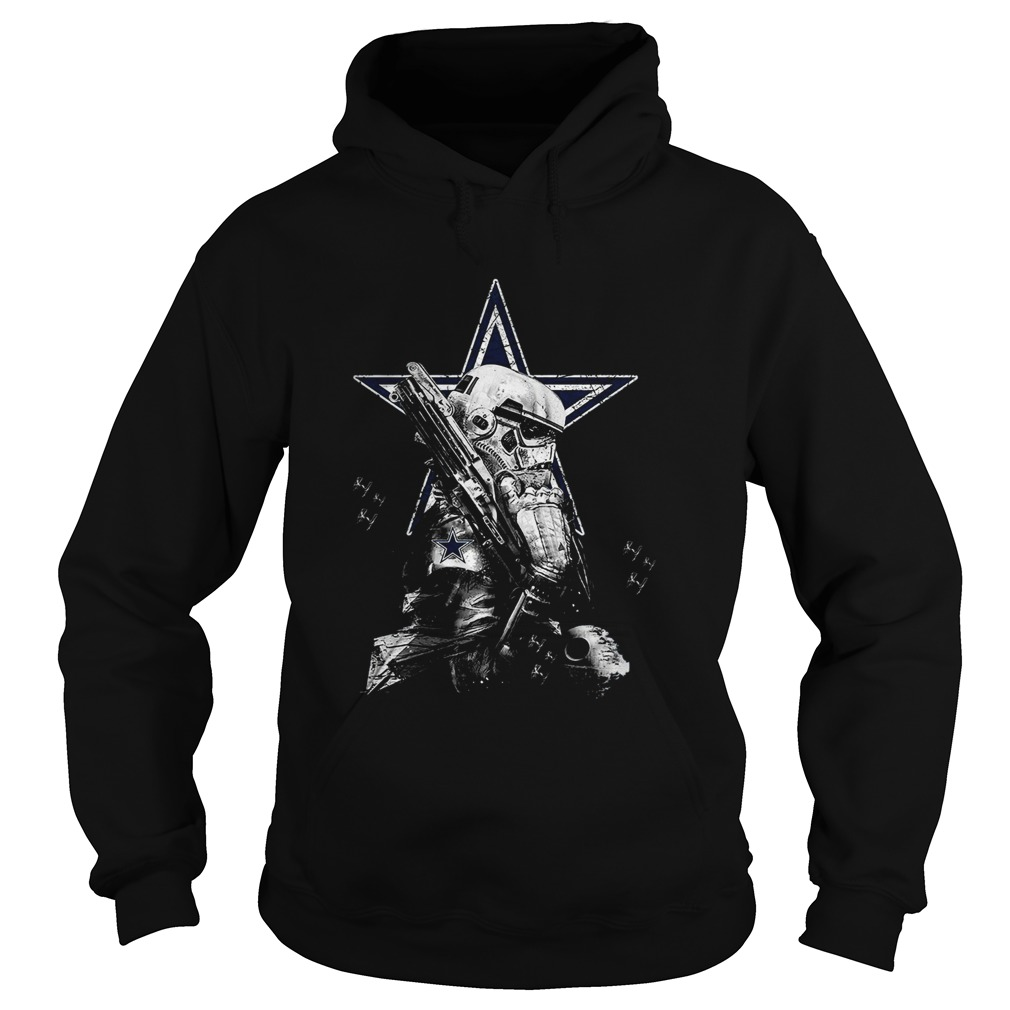 Dallas Cowboys Star Wars Stopper  Hoodie