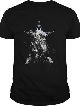 Dallas Cowboys Star Wars Stopper shirt