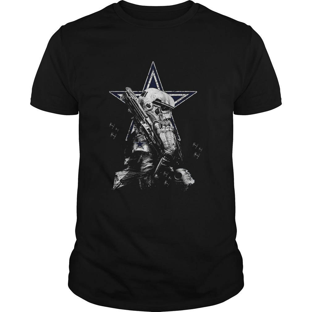 Dallas Cowboys Star Wars Stopper  Unisex