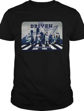 Driven Dallas Cowboys Walking Road House Barnes shirt