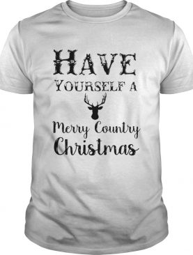 Have yourself a Merry Christmas Reindeer shirt