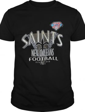 New Orleans Saints Football Established 1966 shirt