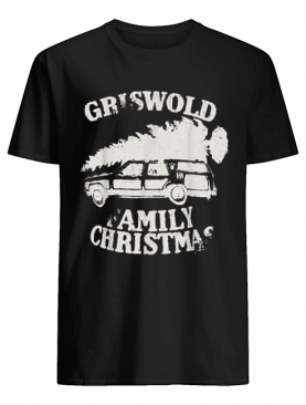 Nice Funny Griswold Loves Family Christmas Gift shirt