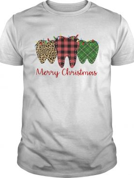 Tooths Merry Christmas shirt