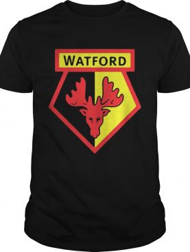 Watford Football Club Logo shirt