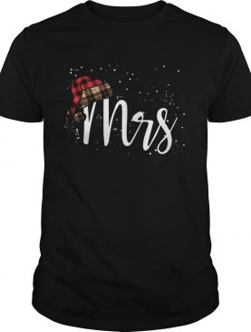 Mrs Christmas shirt