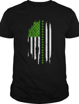 St Patricks Day Irish American Flag shirt LlMlTED EDlTlON