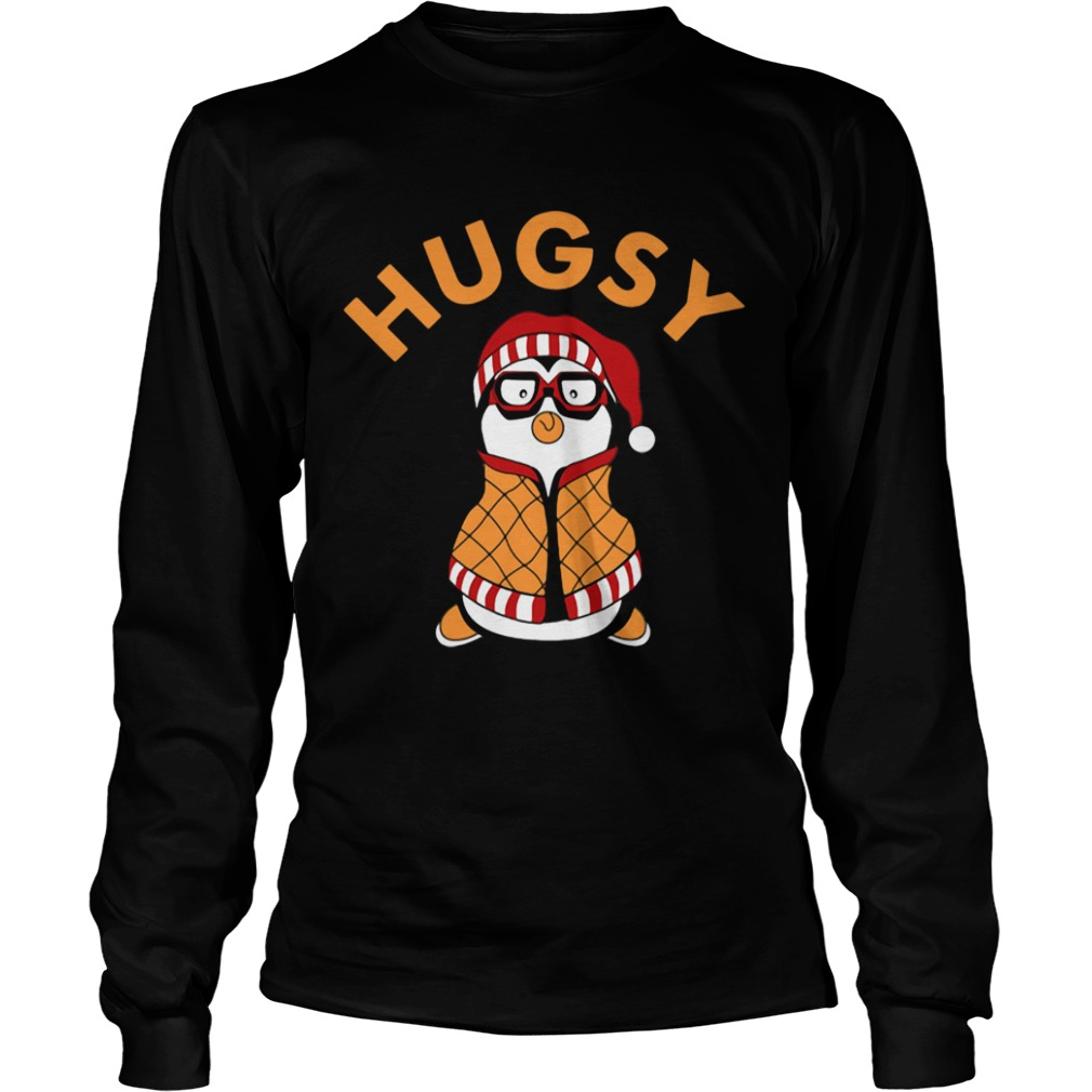 Hugsy the Penguin TV show  LongSleeve