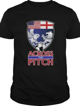 Across The Pitch Soccer Podcast shirt