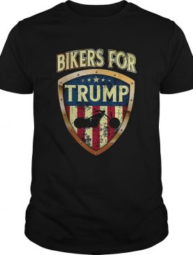 Bikers For Trump Motorcycle 2020 shirt