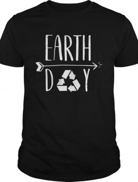 Earth Day 50th Anniversary Cute Vintage Recycling shirt
