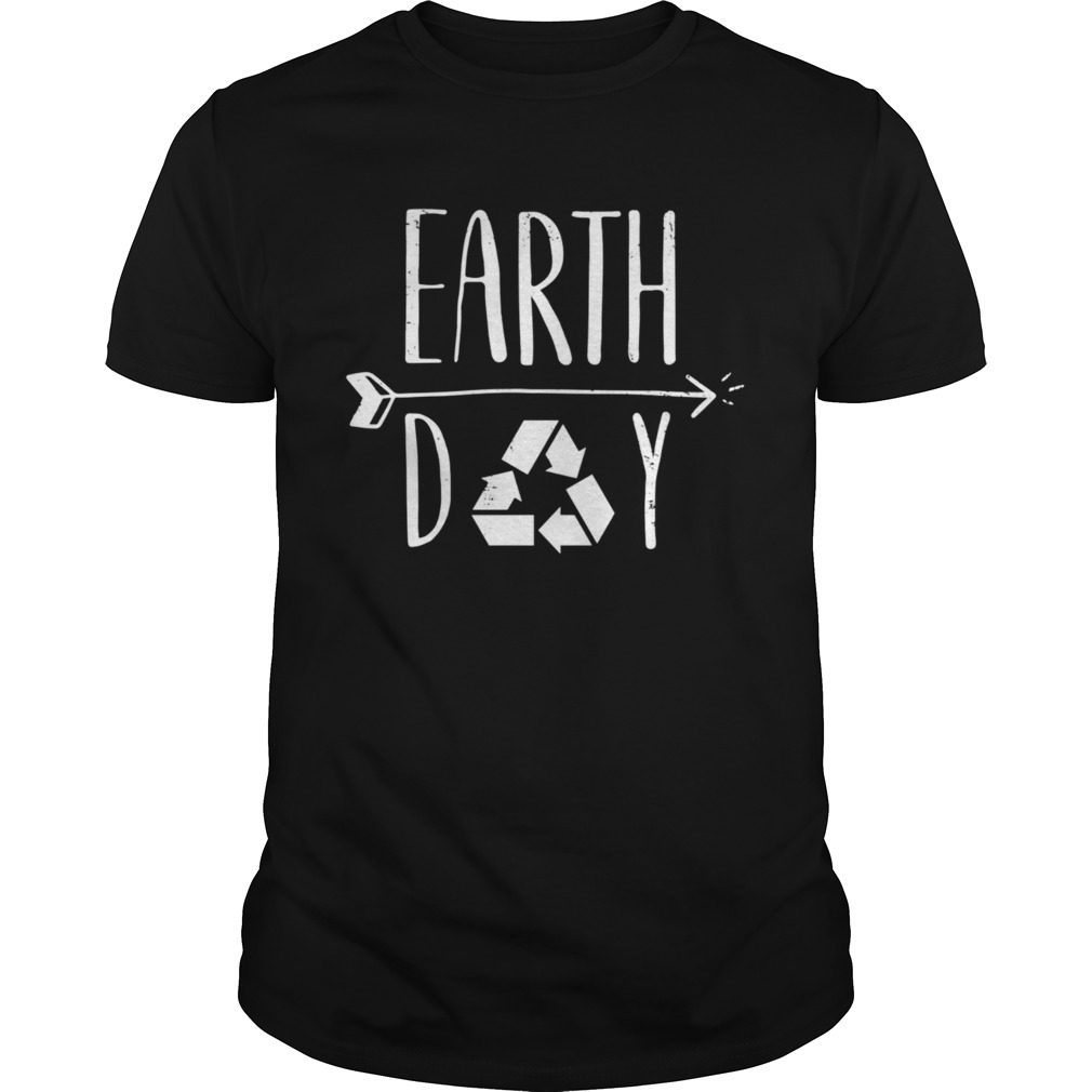 Earth Day 50th Anniversary Cute Vintage Recycling  Unisex