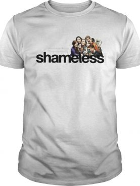 Absolutely Wildly Unapologetically Shameless shirt