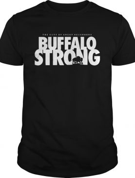 FeedMore WNY The City Of Great Neighbors Buffalo Strong shirt