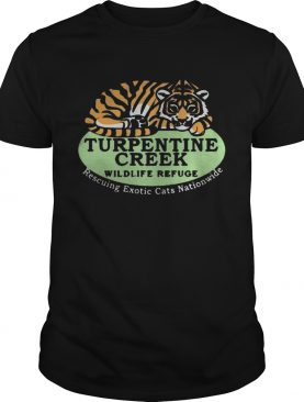 Rescuing Exotic Cats Nationwide shirt