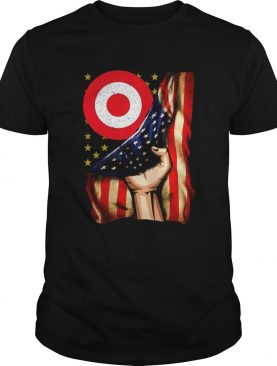 Target Corp And American flag shirt