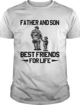 Father and son riding partners for life shirt