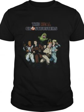 the real ghostbuster shirt