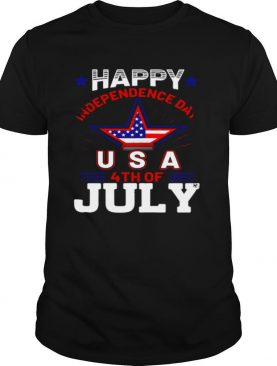 Happy Independence Day USA 4Th Of July shirt