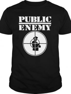 Public Enemy shirt