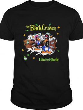 The black crowes hard to handle shirt