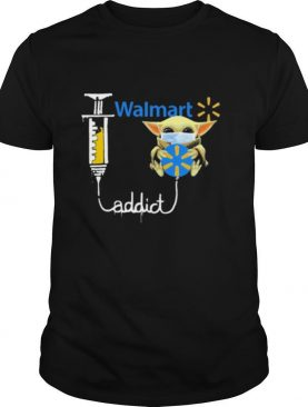Baby yoda mask walmart addict shirt