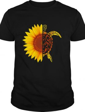 I Want To Have Turtle Sunflower shirt