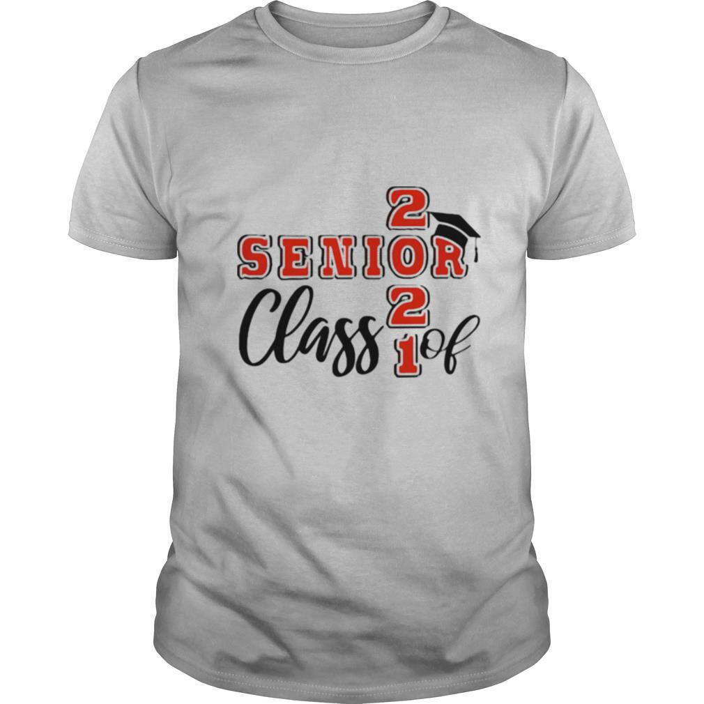 SENIOR CLASS OF 2021 shirt0