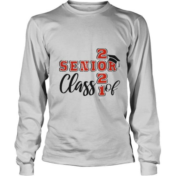 SENIOR CLASS OF 2021 shirt