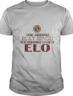Some grandmas play bingo listen to elo shirt